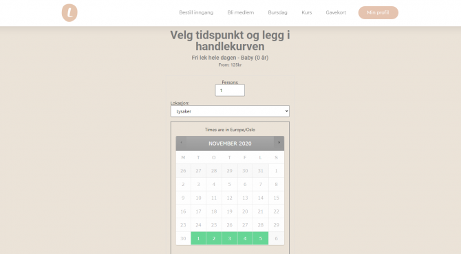lillelab-booking